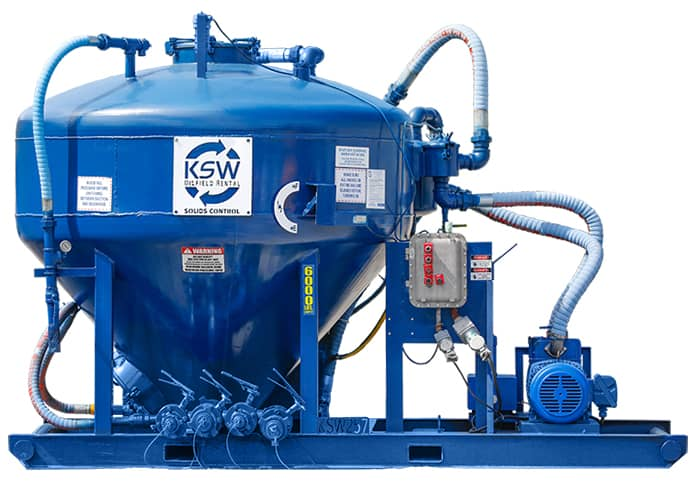 35BBL Electric Vac