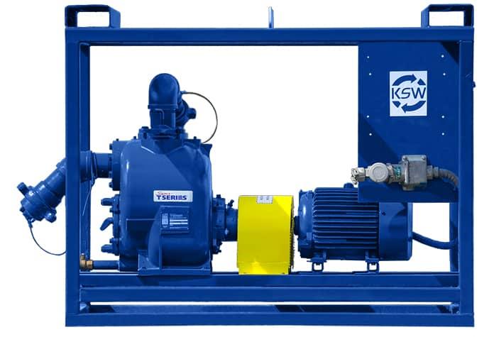 4″ Electric Transfer Pump